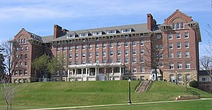 Loras College - Keane Hall at Loras College