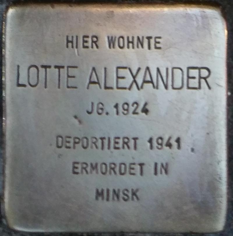 Lotte Alexander
