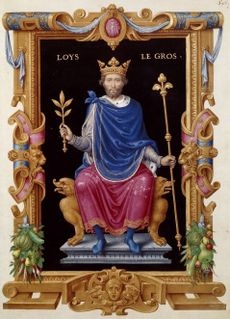 Louis VI of France King of France