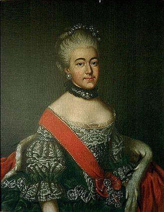 Frederick Albert, Prince of Anhalt-Bernburg - Louise Albertine of Schleswig-Holstein-Sonderburg-Plön