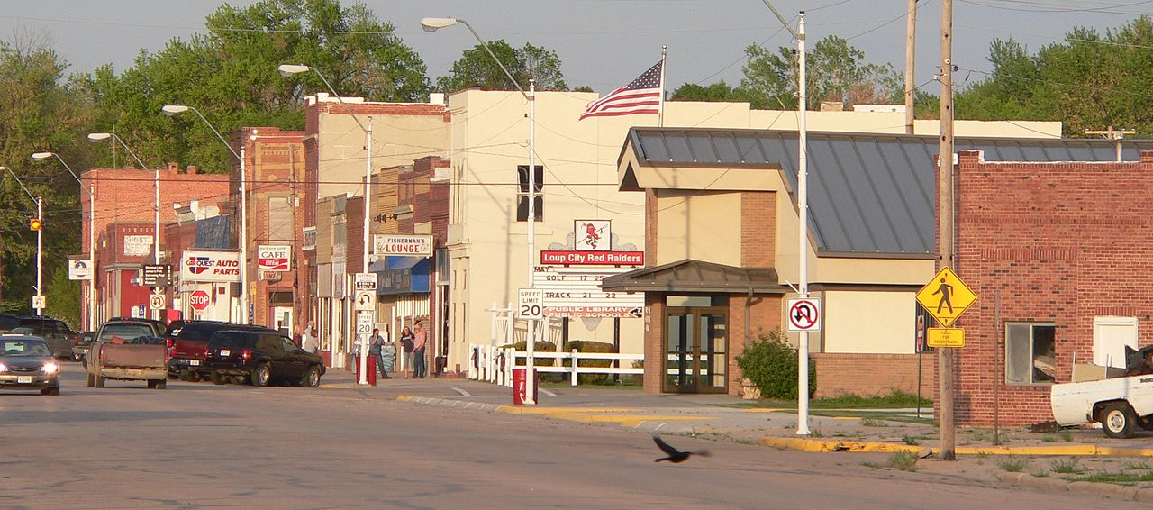loup city Loup city, nebraska - city government loup city became the county seat of sherman county in the first election on april 4, 1873.