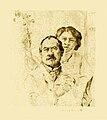 Lovis Corinth Selbstbildnis mit Gattin 1904.jpg