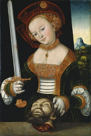 Judith with the Head of Holofernes