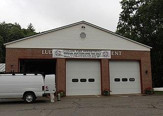 Ludlow (village), Vermont - Image: Ludlow VT Fire Department