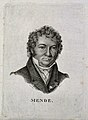 Ludwig Julius Kaspar Mende. Stipple engraving by H. Lödel af Wellcome V0003969.jpg