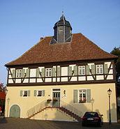 Ludwigshafen-Ruchheim Rathaus