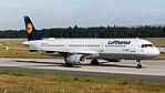 Lufthansa Airbus A321-131 (D-AIRU) at Frankfurt Airport.jpg