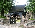 Lych Gate, Hartford Church - geograph.org.uk - 175663.jpg