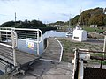 Lydney Harbour - looking across the lock - geograph.org.uk - 609536.jpg