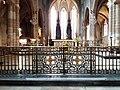 Lyon 2e - Église Saint Bonaventure, grille menant au chœur.jpg