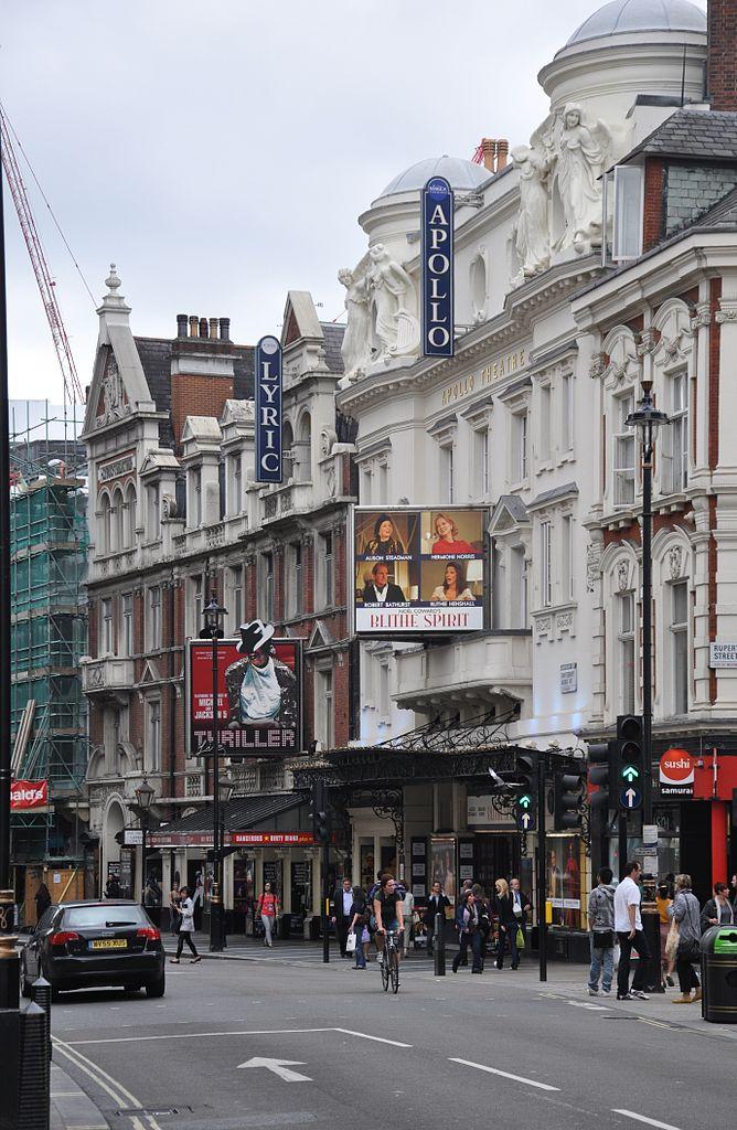 Lyric lyric theatre london : File:Lyric Theatre Apollo Theatre London 2011.jpg - Wikimedia Commons