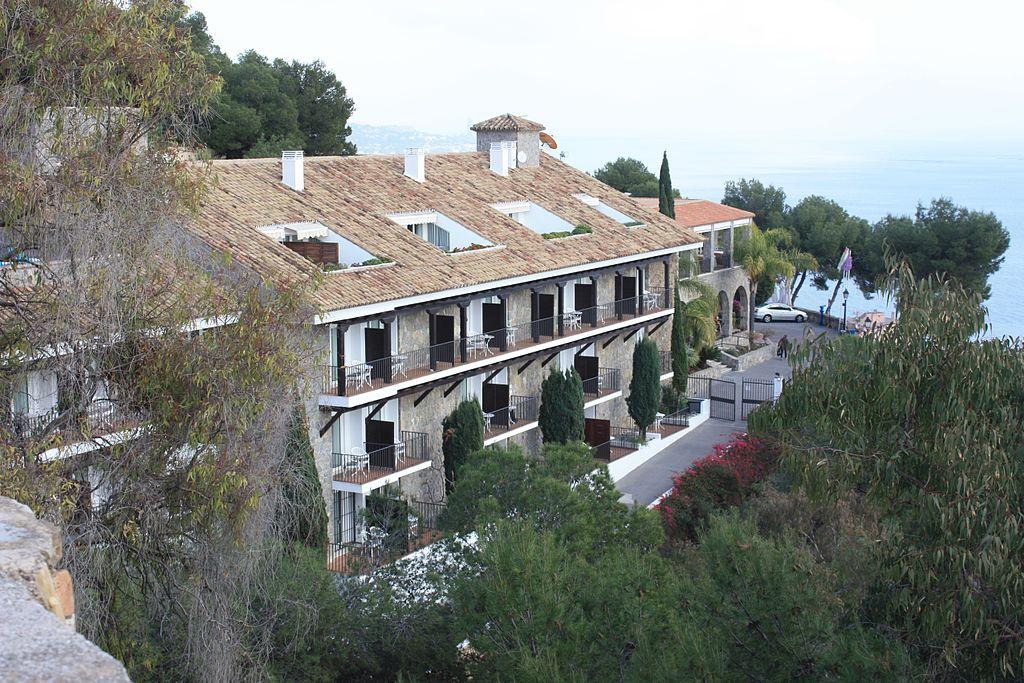 Parador Hotel Gibralfaro Málaga