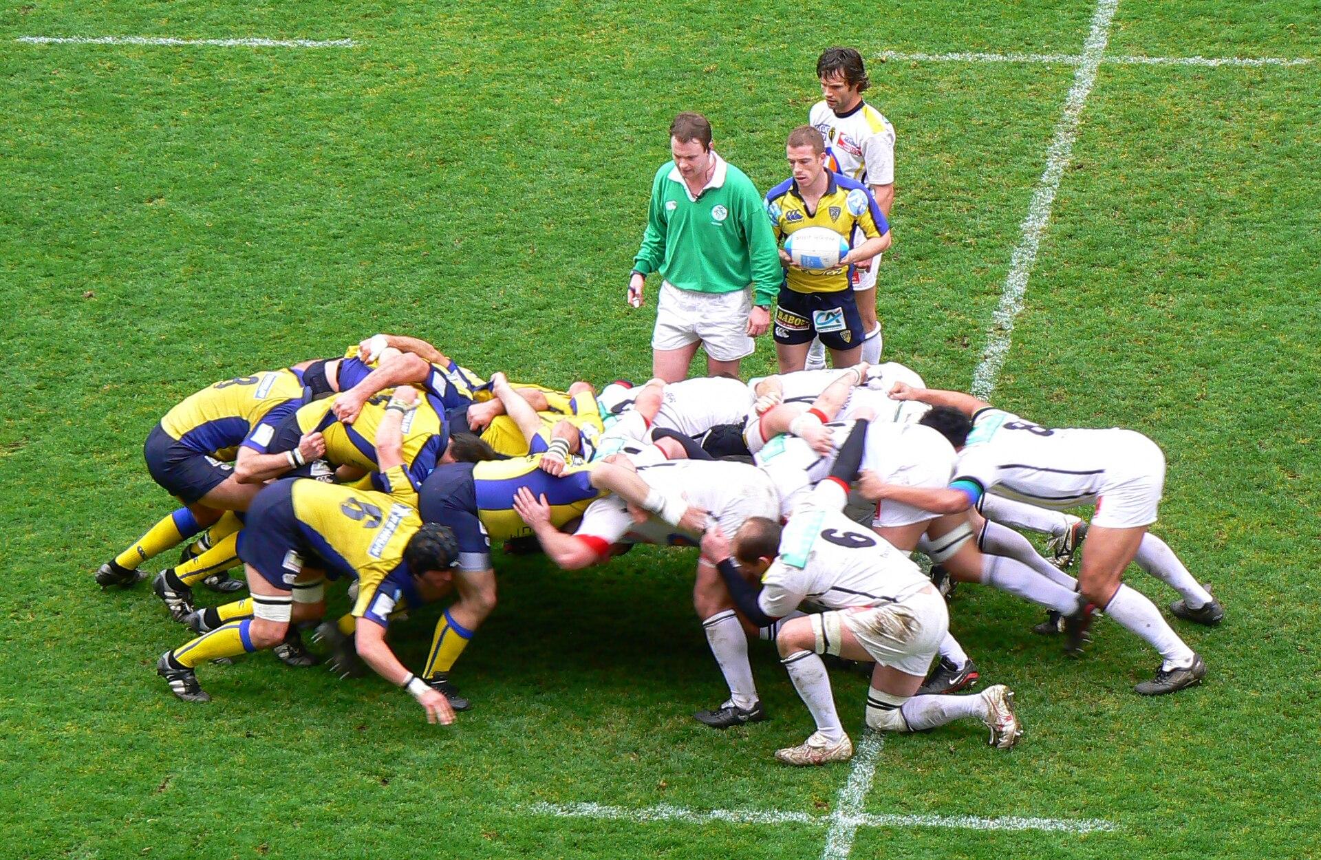 Rugby union - Wikipedia, den frie encyklopædi