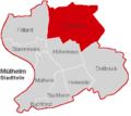 Mülheim Stadtteil Dünnwald.PNG
