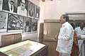 M. Venkaiah Naidu visiting the photo exhibition at the memorial of the freedom fighter V.O. Chidambaram Pillai, at Ottapidaram, in Thoothukudi District, Tamil Nadu.jpg
