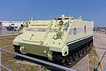 M113 Armored Escape Vehicle - Kennedy Space Center - Cape Canaveral, Florida - DSC02735.jpg