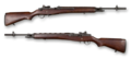 M14 rifle - USA - 7,62x51mm - Armémuseum noBG.png