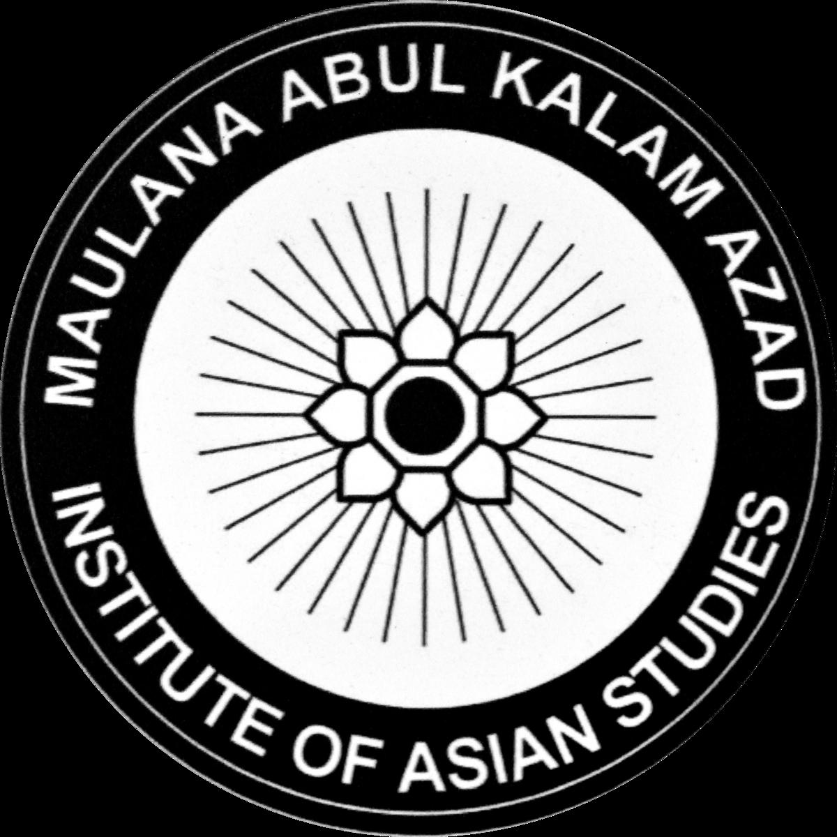 Maulana Abul Kalam Azad Institute Of Asian Studies Wikipedia