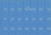 Grid Zone Designation Edit