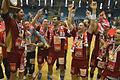 MKB-MVM Veszprém handball team.jpg