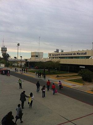 Mexicali International Airport - Image: MMML002