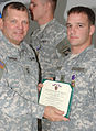 MND-B CG Awards Purple Hearts to 24 101st Abn. Div. Soldiers at FOB Falcon DVIDS32481.jpg