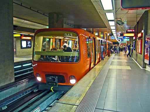 Lyon France Metro Map.Lyon Metro Map France
