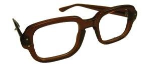 "GI glasses - Male S9 (""MS9"") GI glasses, 1990s design."