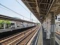 MT-Shin Kiyosu Station-Platform 1.jpg