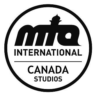 Muslim Television Ahmadiyya International - Image: MTA CANADA Circle Logo