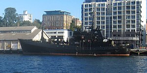 Whale Wars - Image: MV Bob Barker in port 2010 03 06