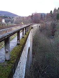 Machnín, železniční most, od Machnína (02).jpg