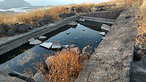 Madangad Fort - Water cistern