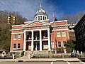 Madison County Courthouse, Marshall, NC (46636428282).jpg