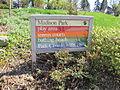 Madison Park sign, Seattle, Washington.JPG