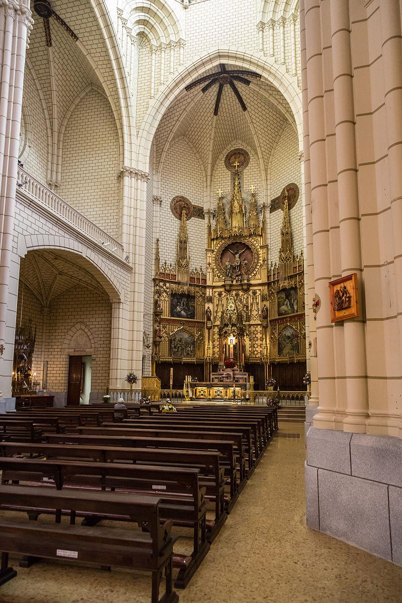 Madrid - Iglesia Santa Cruz - 130414 130238.jpg