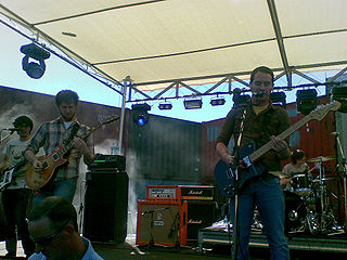 Mae American rock band