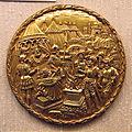 Maestro delle antiche leggende eroiche, muzio scevola, 1525-1550 ca. (germania).JPG