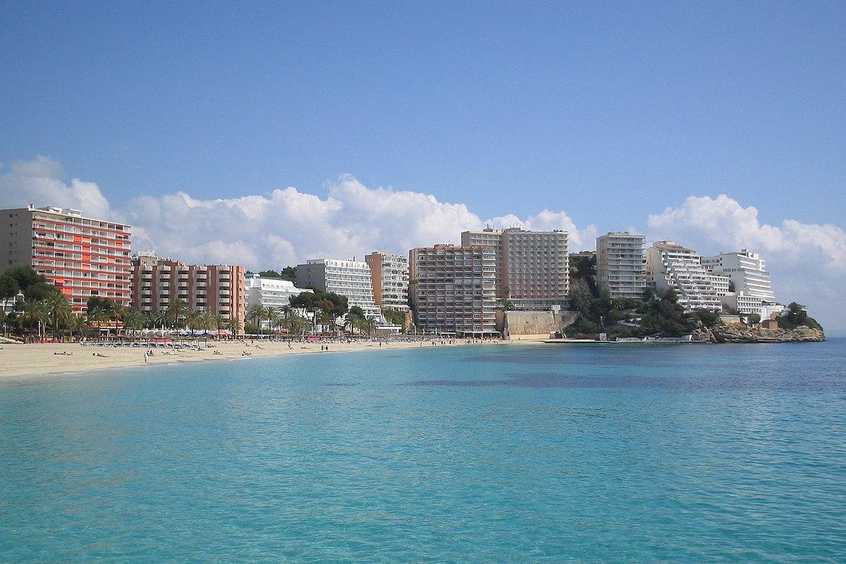 Magaluf wikipedia - Mallorca pictures ...