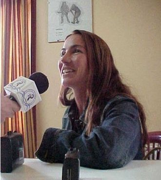 Magdalena Aicega - Image: Maggie Aicega