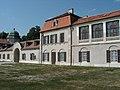 Magyarország, Iszkaszentgyörgy, Amadé-Bajzáth-Pappenheim-kastélyegyüttes és parkja 08.JPG