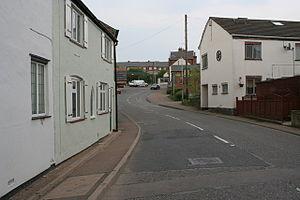 Huncote - Image: Main Street, Huncote, Leicestershire geograph.org.uk 169107