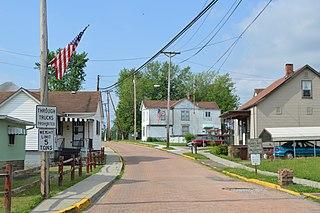 Rayland, Ohio Village in Ohio, United States