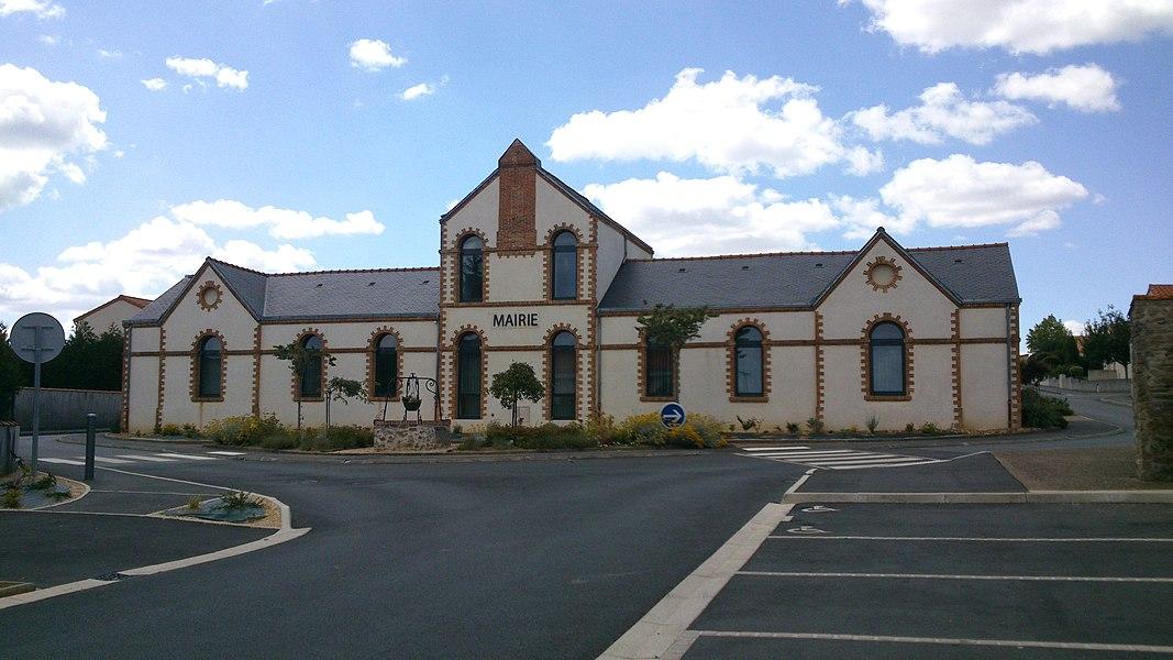 Mairie Mazières-en-Mauges