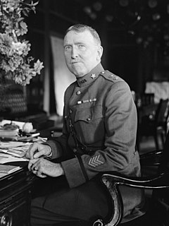 John L. Hines 11th Chief of Staff of the United States Army