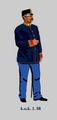 Major der k.u.k. Deutschen Infanterie (1. IR) in Dienstadjustierung.png