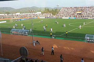 Malappuram District Sports Complex Stadium - Image: Malappuram District Sports Complex Stadium