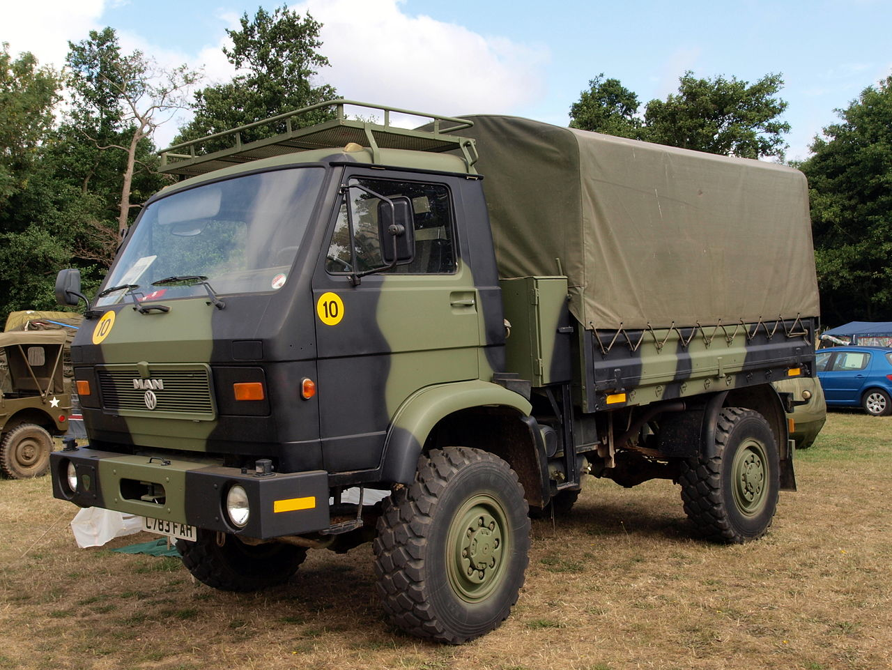 Military Car Sales Uk