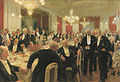 Man rejser sig fra bordet 1906 by Laurits Tuxen.jpg