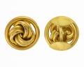Manschettknappar av guld, 1860 - Hallwylska museet - 110554.tif